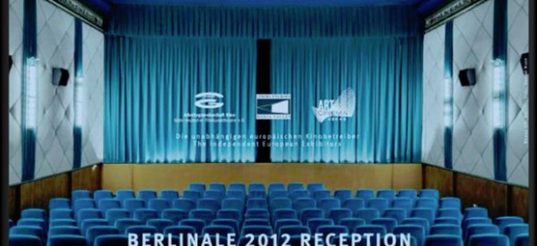 Cocktail de bienvenue pendant la Berlinale 2012