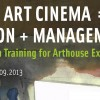 CICAE Training &#8220;Art Cinema = Action + Management&#8221; 10th Anniversary