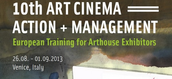 CICAE celebrates 10 years of International Training for Arthouse exhibitors