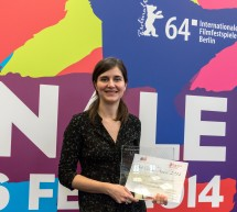 BERLINALE FORUM: SHE'S LOST CONTROL VON ANJA MARQUARDT GEWINNT DEN CICAE ART CINEMA AWARD 2014!