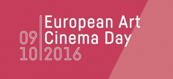 First European Art Cinema Day on October 9th!