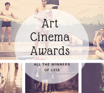 Art Cinema Awards 2018: tous les gagnants