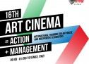 "Upcoming ""Art Cinema = Action + Management"" – hot topics and round tables"