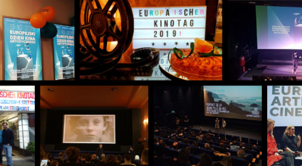 Nourishing Enthusiasm for Cinema-going and European Films – The 4th European Arthouse Cinema Day