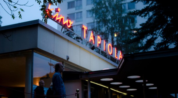 Reopening cinemas: Kino Tapiola in Espoo