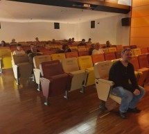 Reopening cinemas: Zlatna Vrata in Split