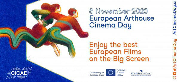 European Arthouse Cinema Day – Report on the 5th edition of 8 November 2020